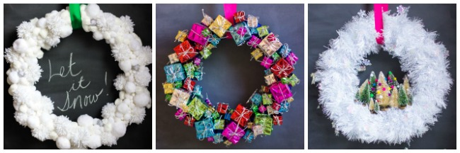 Easy Christmas Wreath Ideas