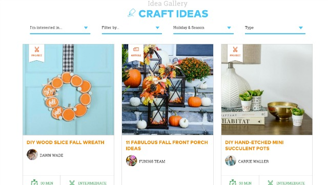 Introducing Fun365 from Oriental Trading - DIY crafts, party, wedding, and classroom ideas!