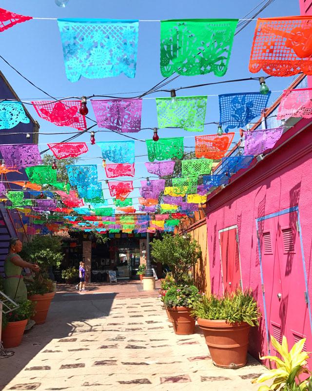 Historic Market Square in San Antonio, Texas!