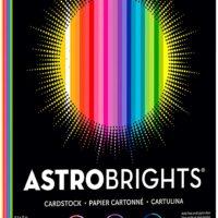 Astrobrights Cardstock