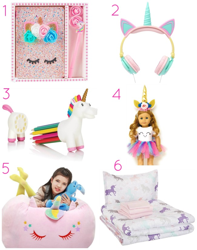 Favorite unicorn finds on Amazon Prime