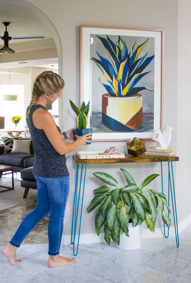 How to pick a great piece of art for your home! #minted #mintedart