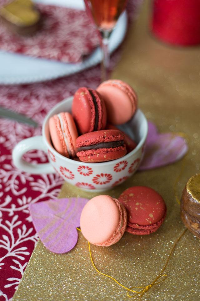 Macarons from Bakery Lorraine #macarons