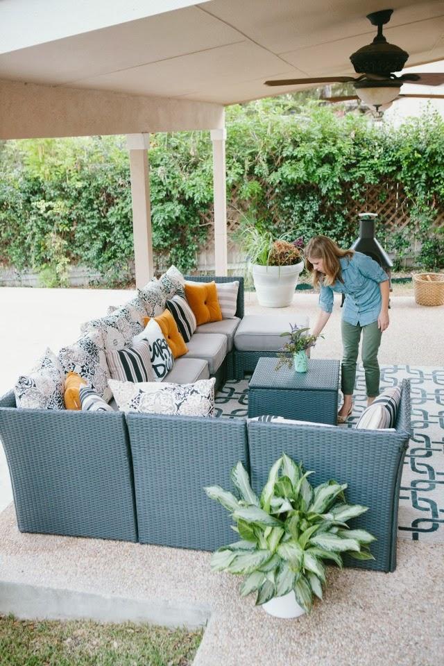 Texas backyard patio ideas