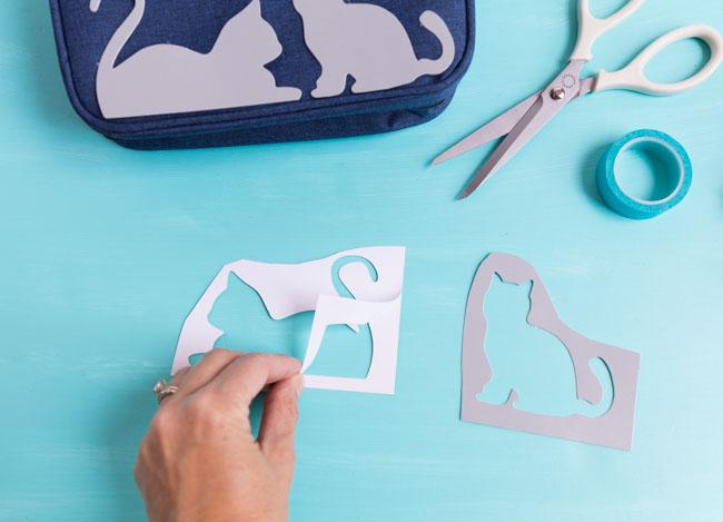 Martha Stewart adhesive stencils