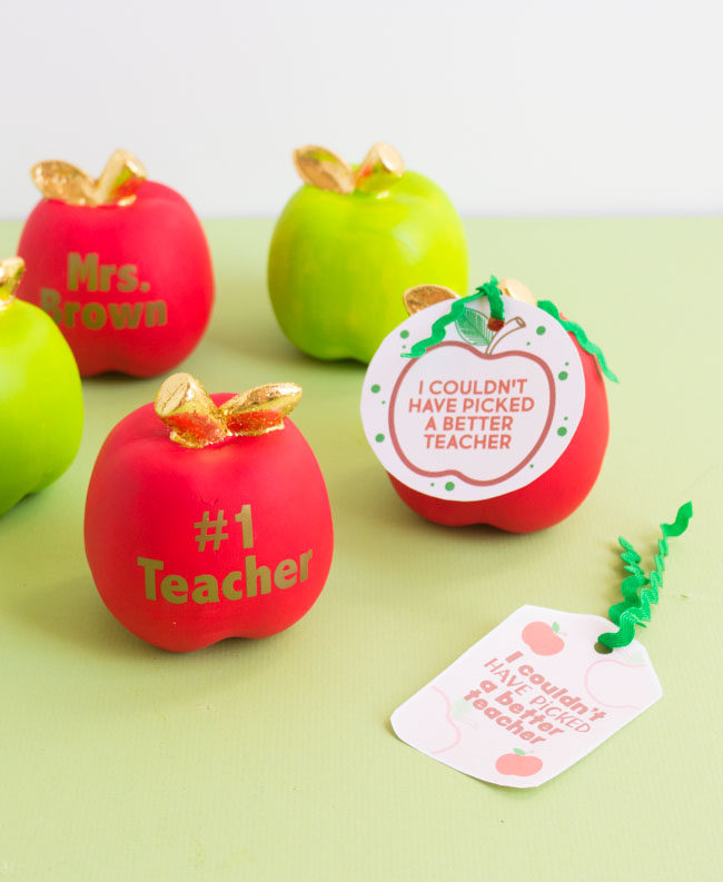 I couldn't have picked a better teacher free printable tags