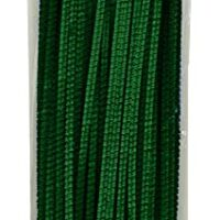 Green Chenille Stems