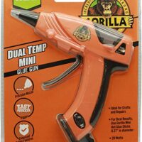 Gorilla 8401508 Mini Dual Temp, Glue Gun