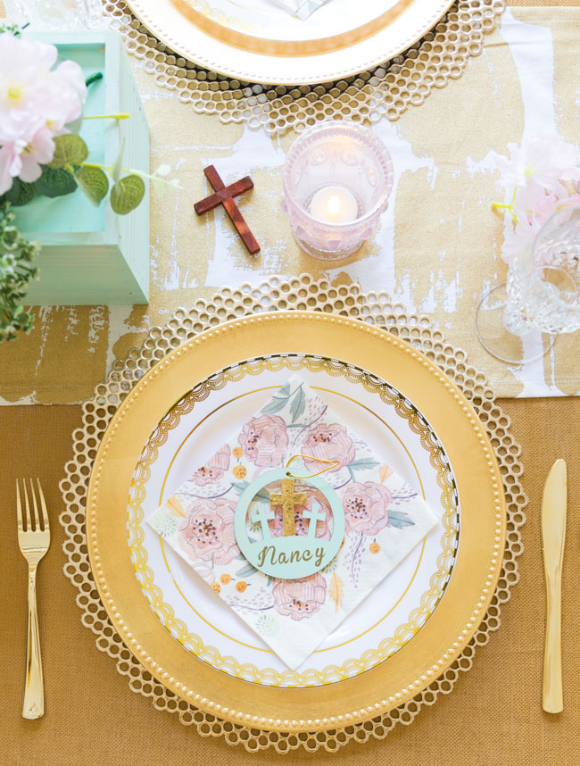 DIY Easter Table Decor 2020