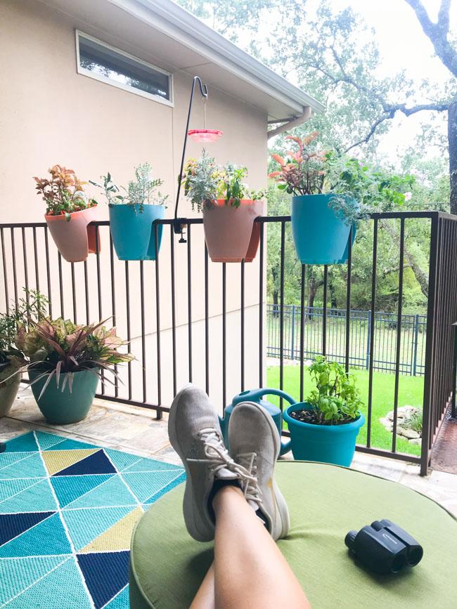 How to create a backyard escape