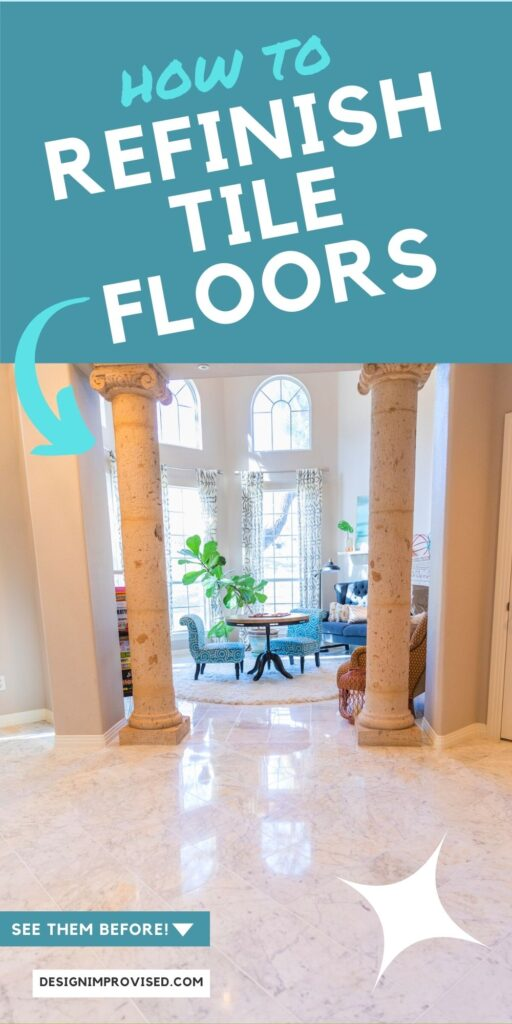 How to clean and polish marble and stone tile floors