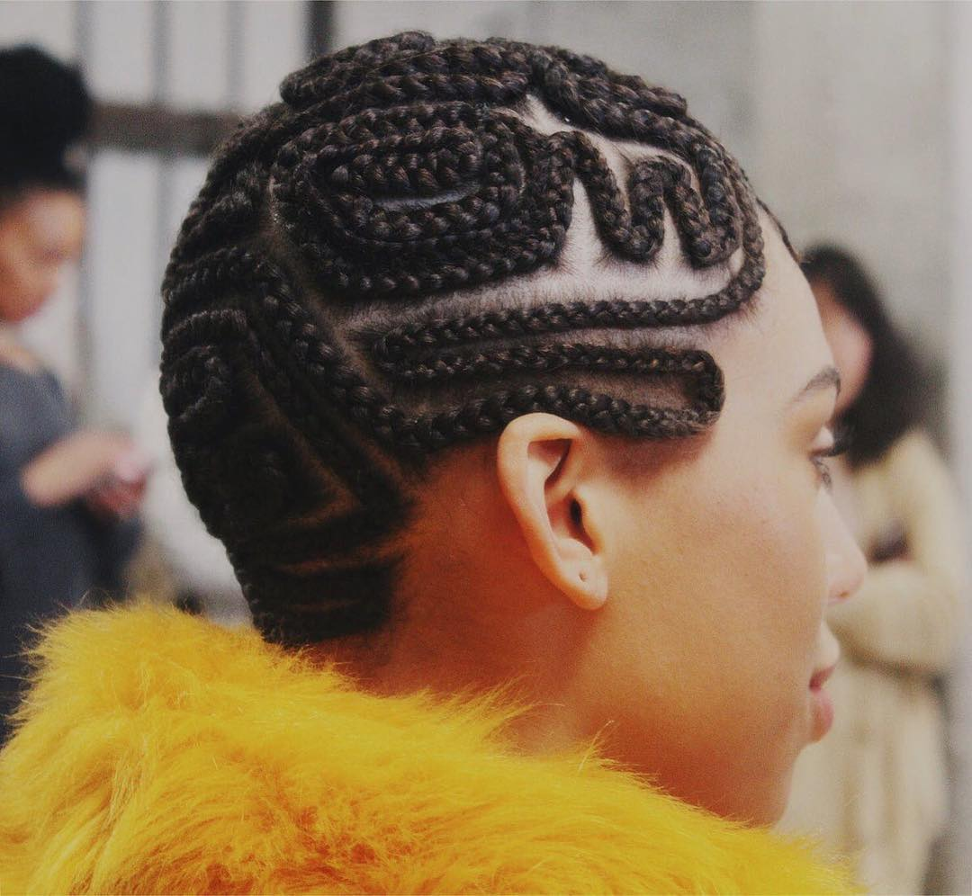Shani Crowe The Braid Queen Who Turns Hair Into Art