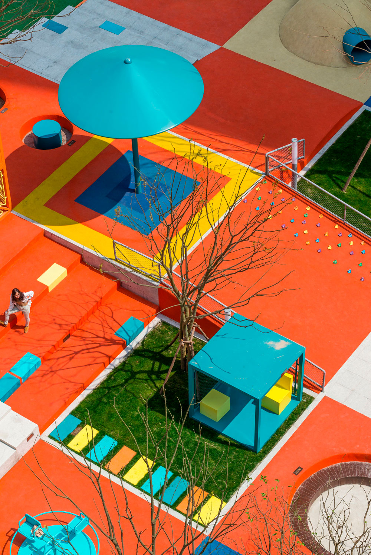 Pixeland Is China S Pixel Inspired Park Design Indaba