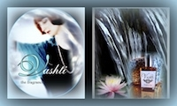 "Final ad for Amrita Apothecary ""Vashti"" perfume"