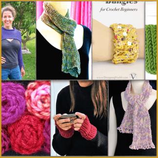 Slip Stitch Crochet