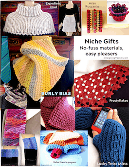 Crochet patterns for niche gifts: no-fuss materials, easy pleasers.