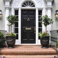 Entrance Area Speaks Volumes about Your Style