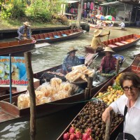 Floating Markets |Bangkok Thailand