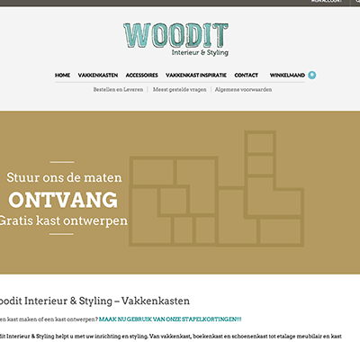 Woodit - Projecten - Designique