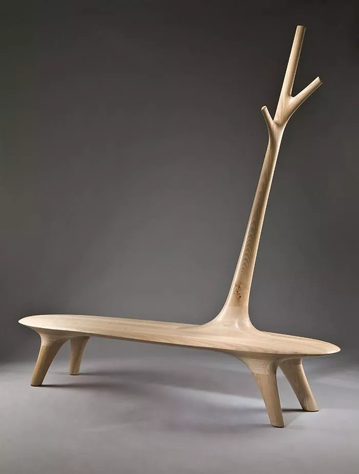 Surrealist Furniture Grow Up The Branch By Kwon Jae Min