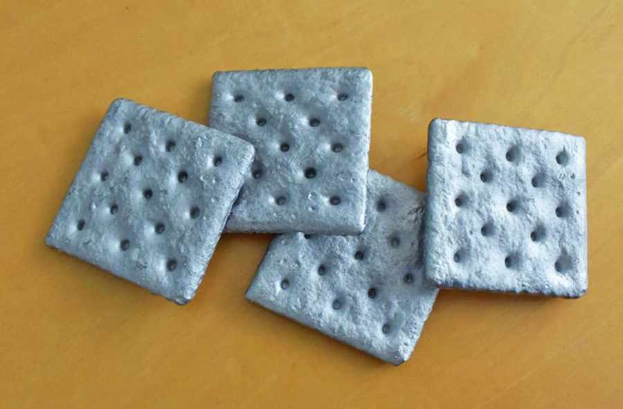 Saltines by Mike Simi