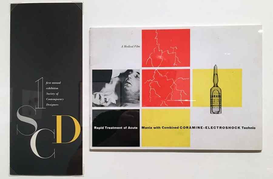 Alvin Lustig's electroshock booklet