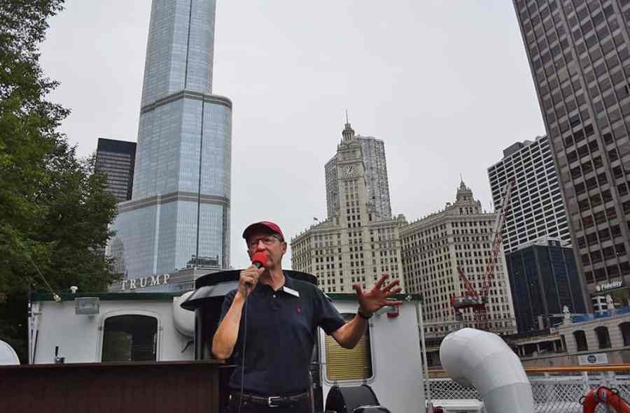 Chicago Architecture Cruise Tour Guide