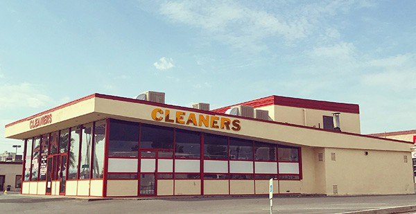 Cleaners near downtown Las Vegas