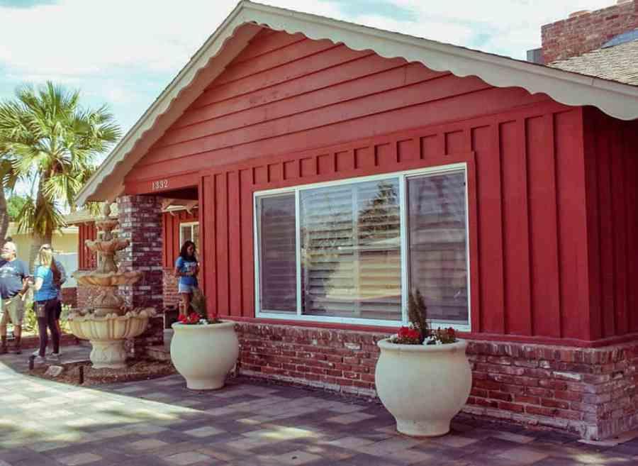 Cinderella Ranch house in Las Vegas