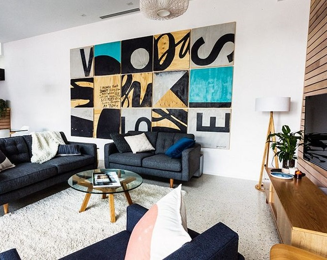 Polished concrete floors what you need to consider - Concrete floor living room ...