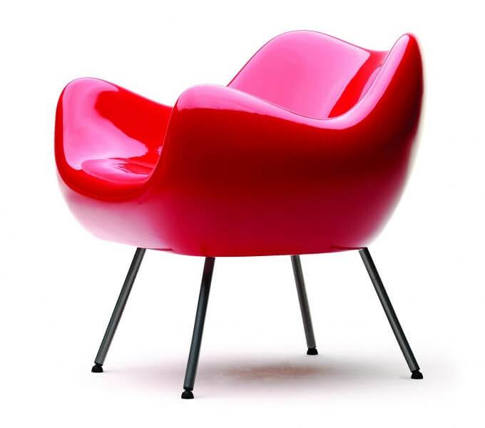 An Icon of Polish Design -The RM58 Classic Armchair is ...