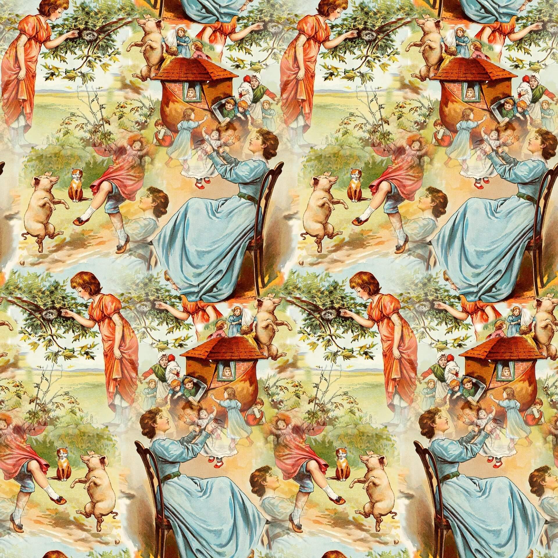 Nursery Wallpaper Design Ideas – Interior Design, Design News and ...