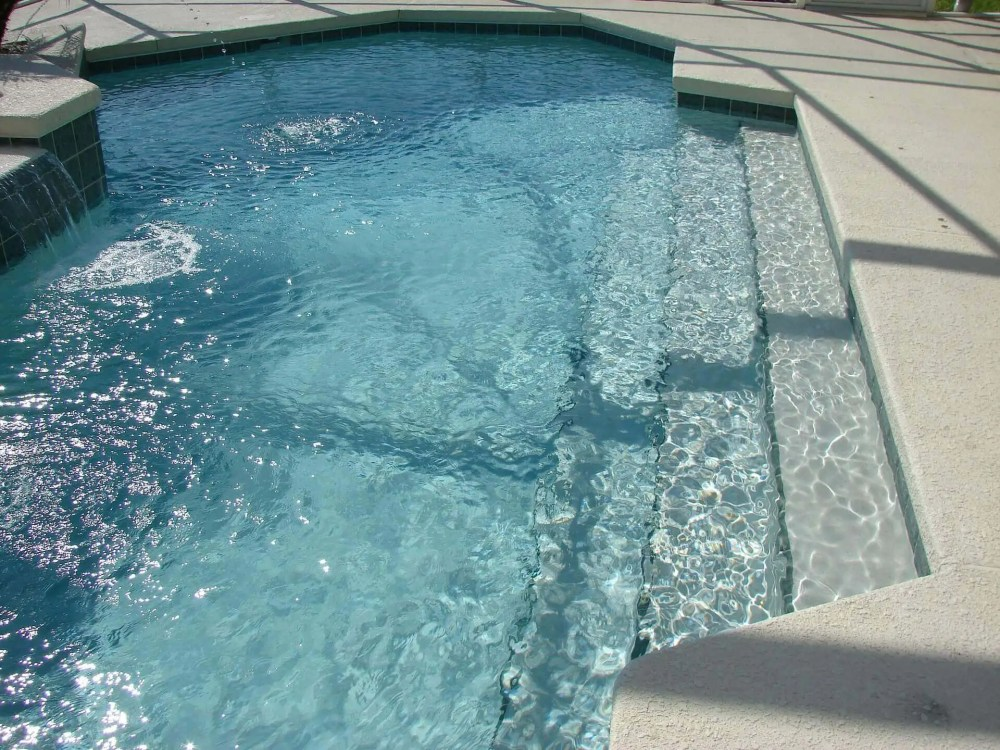 pool-steps