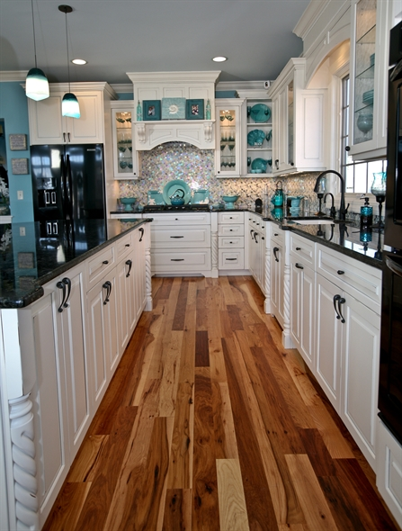 Teal Appeal Kitchen Point Pleasant New Jersey By Design