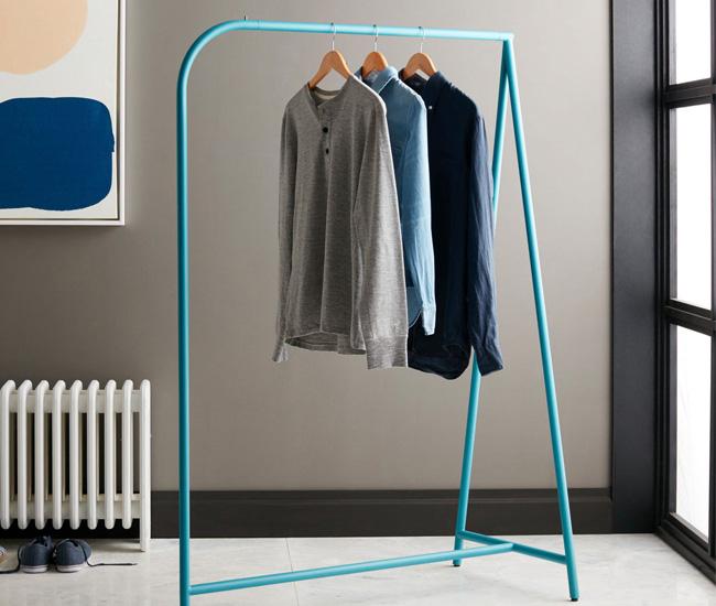 west elm garment rack
