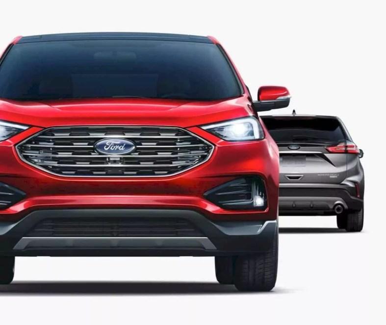 2019 Ford Edge 7