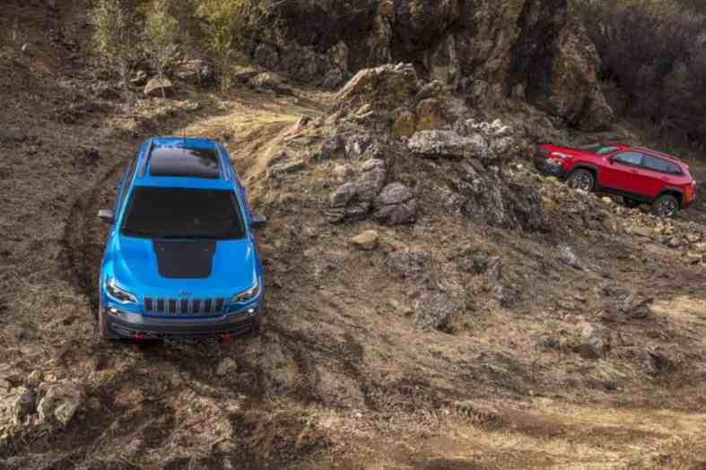 2019 New Jeep Cherokee 6