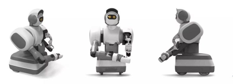 Aeolus Robot 4