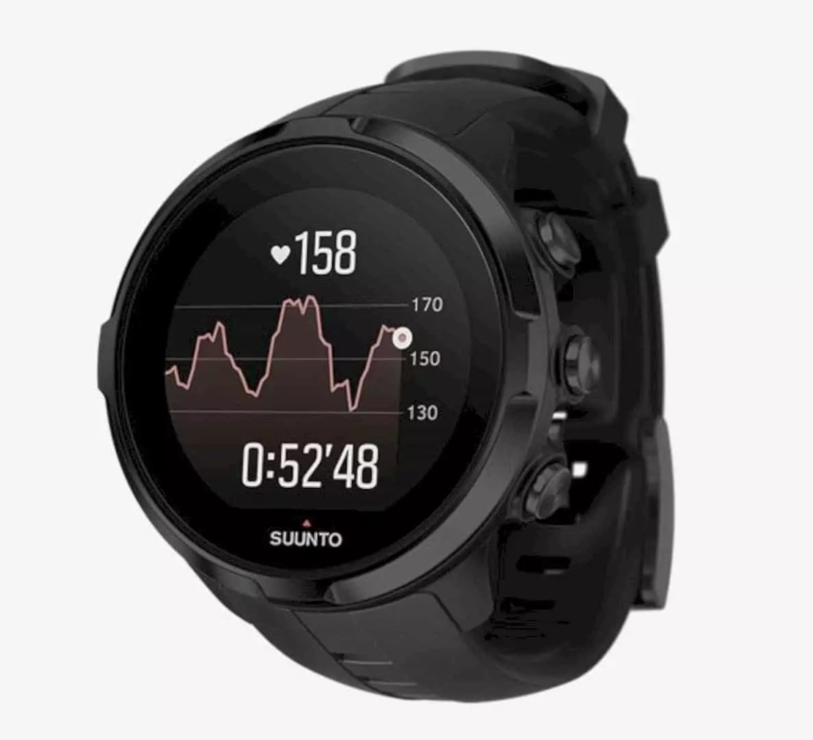 Suunto Spartan Sport Wrist HR: Robust Multisport GPS Watch