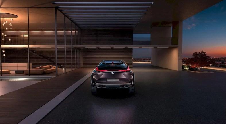 Lexus Concept Ux 1