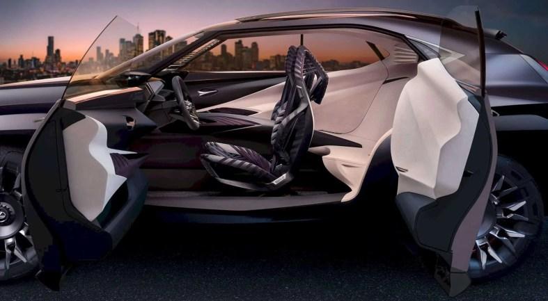 Lexus Concept Ux 4