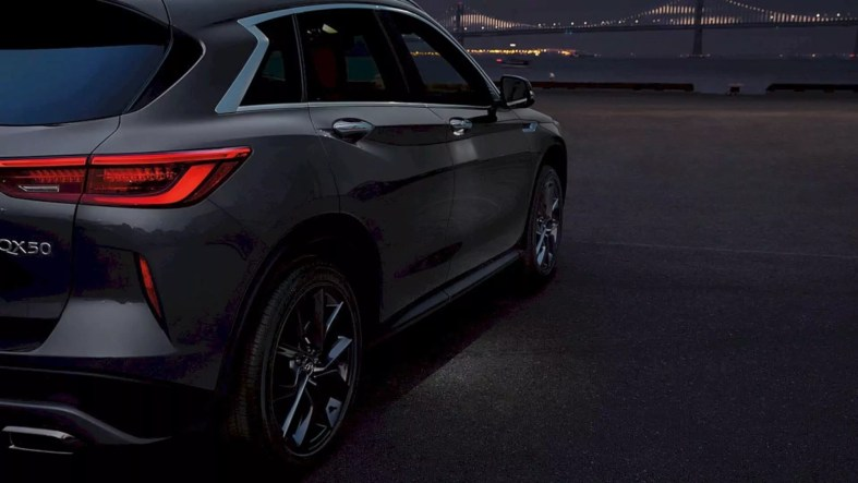 The All New 2019 Infiniti Qx50 3