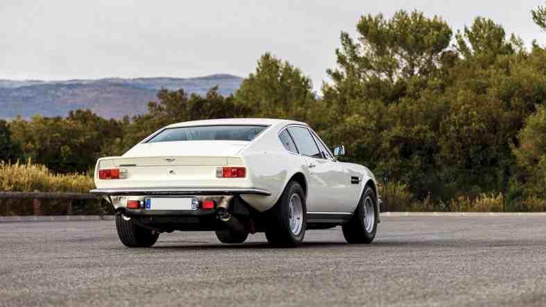 1983 Aston Martin V8 Vantage V580 2