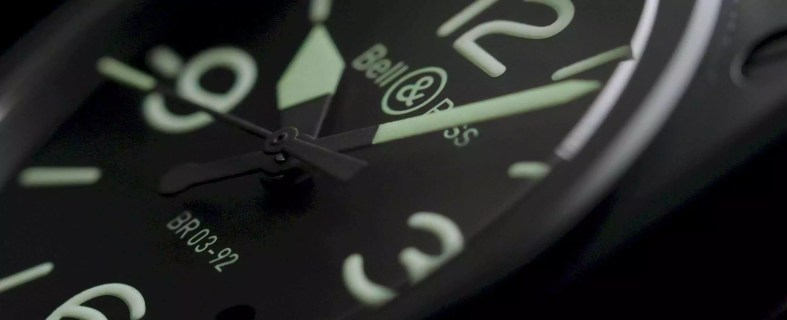 BR 03 92 NIGHTLUMr Watch 3