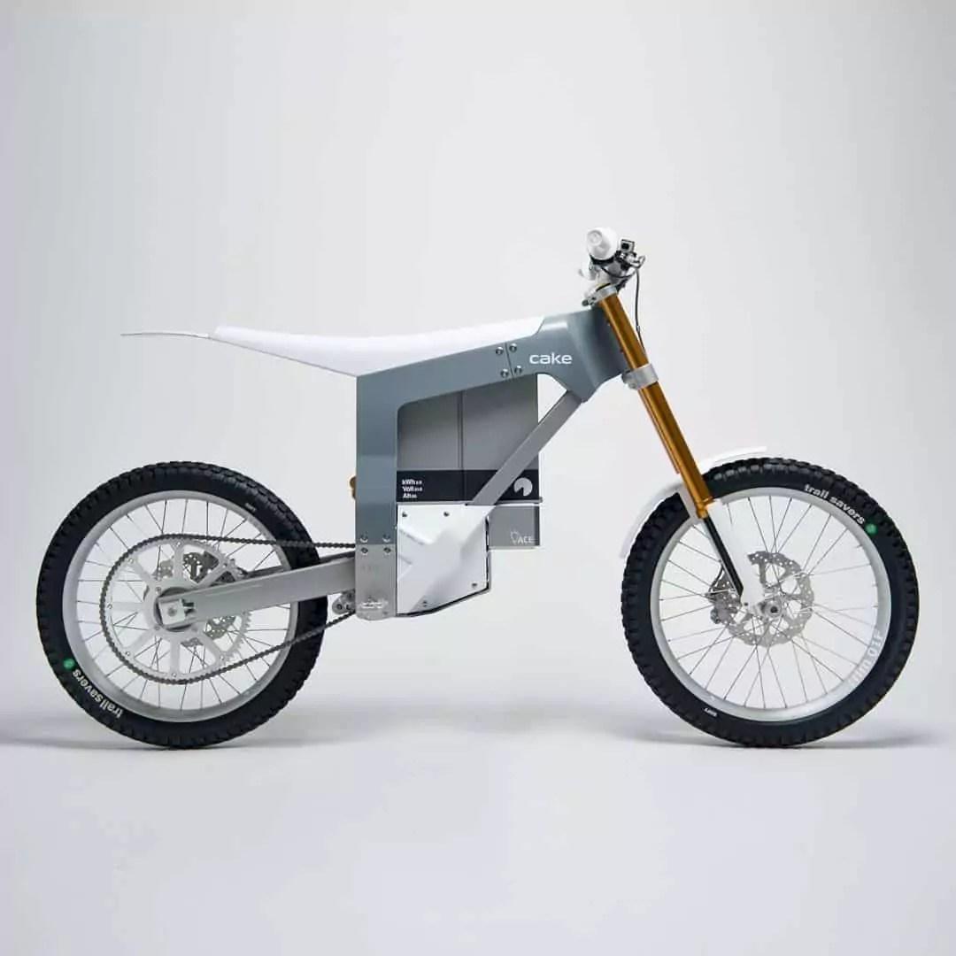 CAKE KALK Bike: A Light Off-Road Performance and Innovation Bike