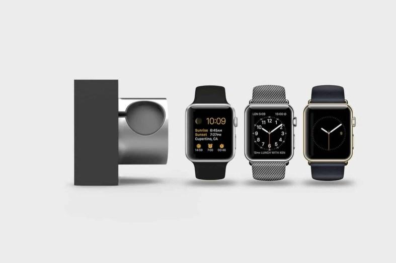 DOCK For Apple Watch 5