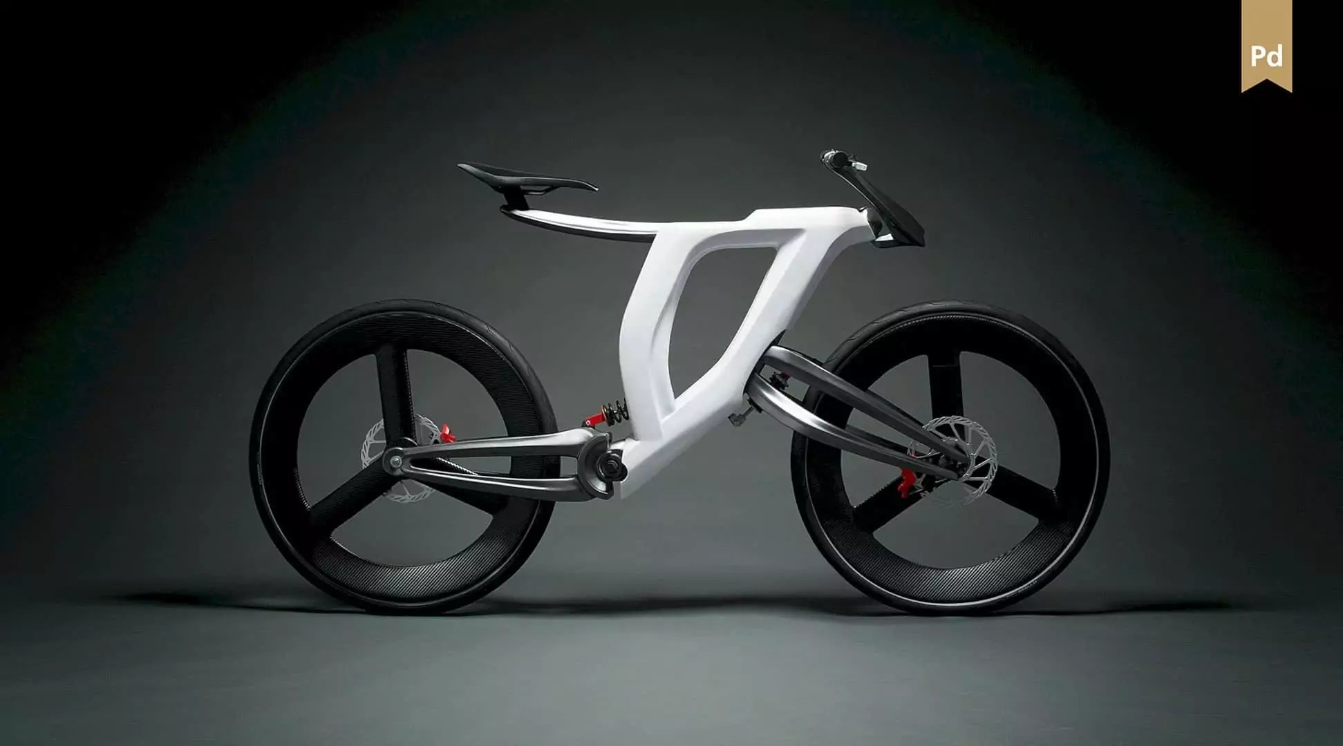 Furia: The Next Future of A Concept Bicycle Design
