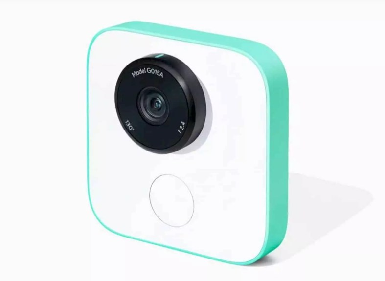 Google Clips 9
