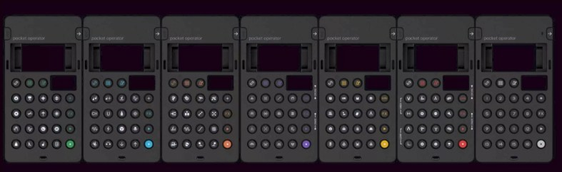 Pocket Operators 14