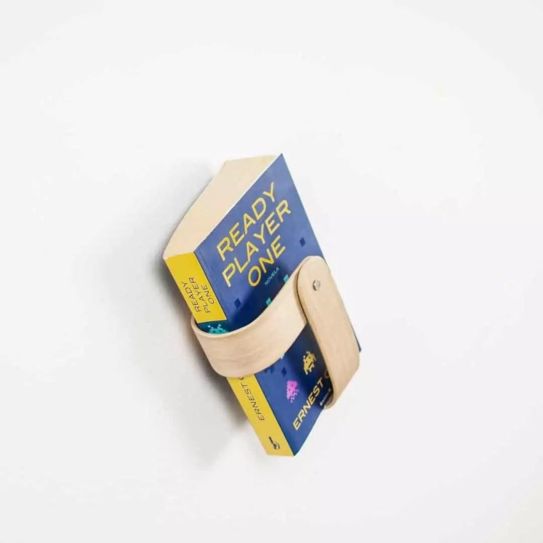 Readme: A Modern Magazine Rack and Hanging Portable Bookshelf